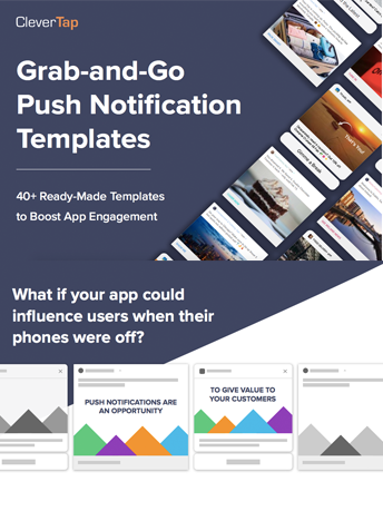 Grab-and-Go Push Notification Templates