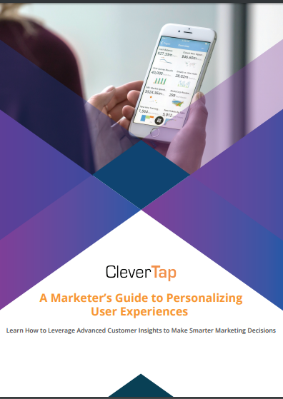 A Marketer's Guide to Personalizing User Experiences